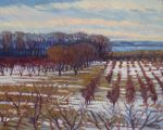 Orchards, Early March